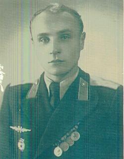 Бегун Геннадий Герасимович