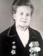 Белавина Екатерина Терентьевна