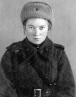 Емельянова (Чистякова) Елизавета Васильевна