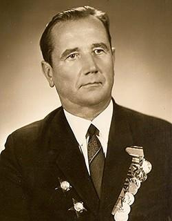 Герасимов Александр Герасимович
