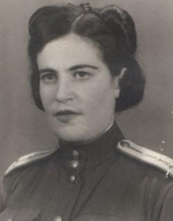 Хинская Сарра Георгиевна