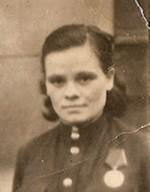Мазур Мария Дмитриевна