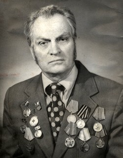 Рогов Николай Тимофеевич