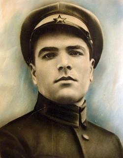 Сазонов Иван Михайлович