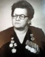 Игнатова Антонина Григорьевна